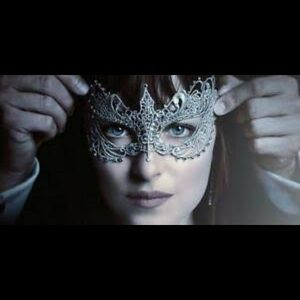 Mask as seen in 50 shades of gray